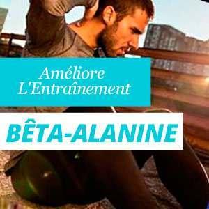Bêta-Alanine et amélioration des performances