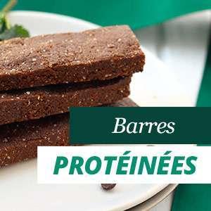 Barres de protéines