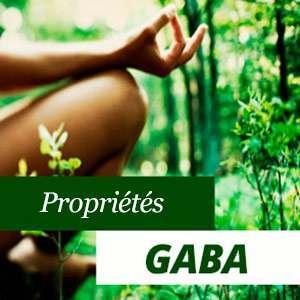 GABA - Avantages et Propriétés