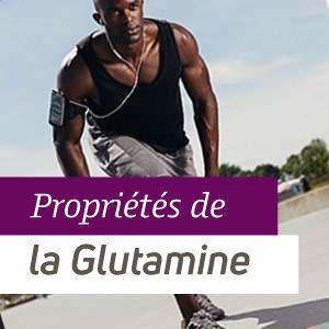 Glutamine - Avantages et Propriétés