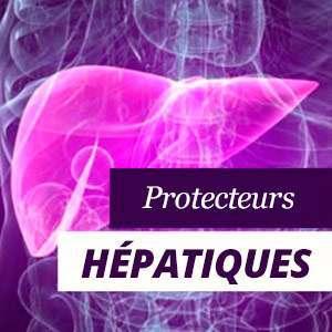 Protecteurs hépatiques