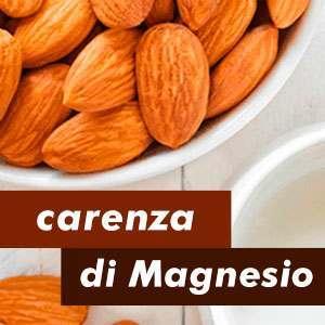 Carenza di Magnesio