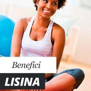 Lisina Benefici e Proprietà