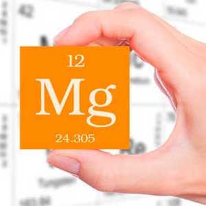 Magnesio e Sali Secondo la loro Biodisponibilità