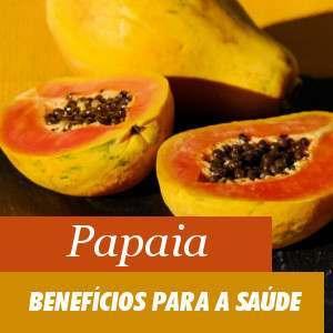 Benefícios para a saúde Papaia