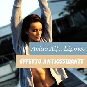 Effetto antiossidante dell'Acido Alfa Lipoico