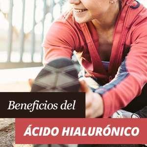 Ácido Hialurónico Beneficios y Propiedades