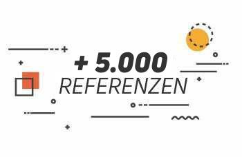 + 10.000 Referenzen