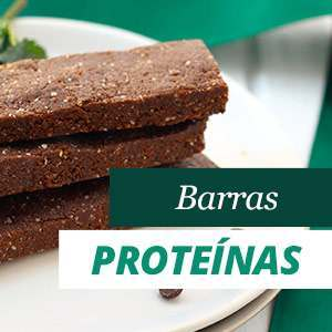 Barritas de proteínas