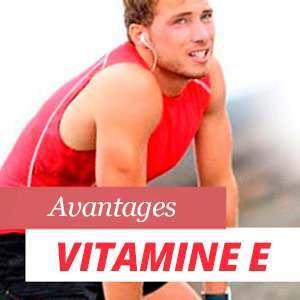 Avantages de la vitamine E