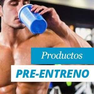 Suplementos Pre-entrenamiento Beneficios y Propiedades