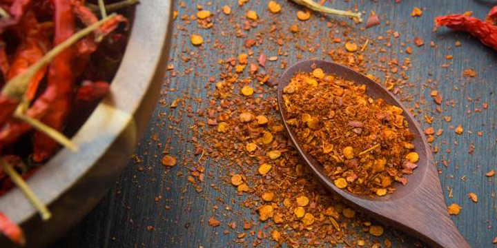Pimienta Roja o Cayena