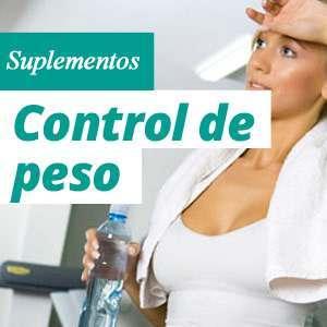 Suplementos Control de Peso Beneficios y Propiedades