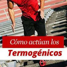Termogénicos Beneficios y Propiedades