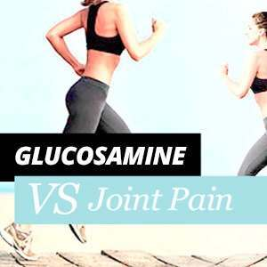 Glucosamine against pain
