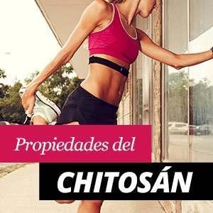 Chitosán Beneficios y Propiedades