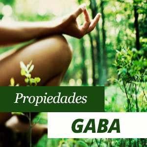 GABA - Beneficios y Propiedades