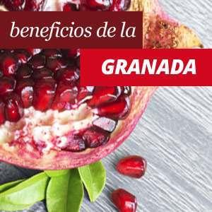 Granada Beneficios y Propiedades