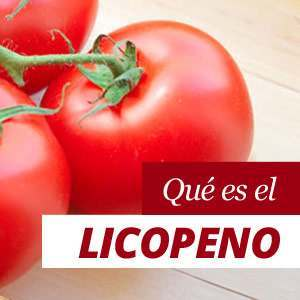 Licopeno - Beneficios y Propiedades