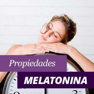 Todo sobre la melatonina