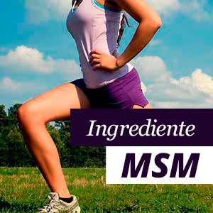 MSM para as articulações