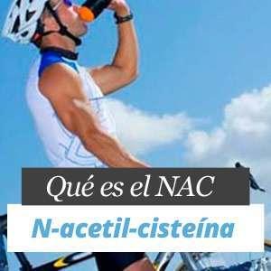 N-acetil L-Cisteína Beneficios y Propiedades
