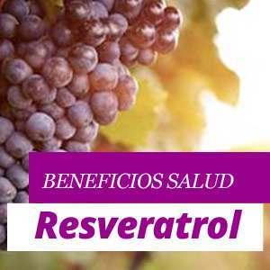 Resveratrol Beneficios y Propiedades