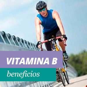 Vitamina B Beneficios y Propiedades