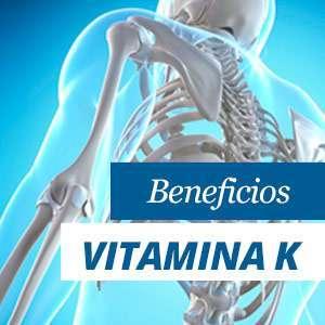 Todo sobre la vitamina K
