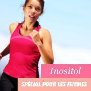 Inositol spécial pour les femmes