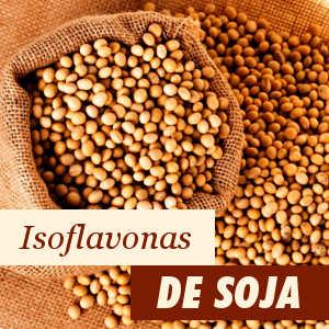 Isoflavonas de Soja Beneficios y Propiedades