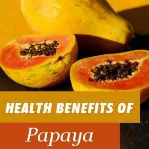 Beneficios para la salud Papaya