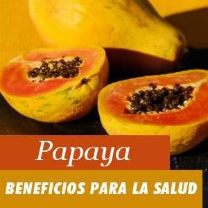 Papaya Beneficios y Propiedades
