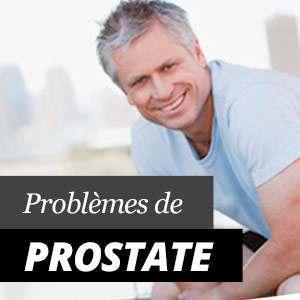 Problemas de próstata