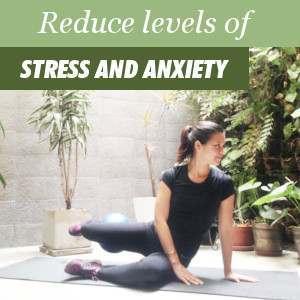 Reducir y controlar los niveles de estrés y ansiedad