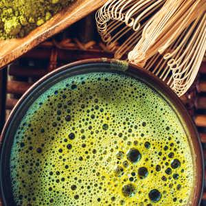 Té Matcha, una bebida natural