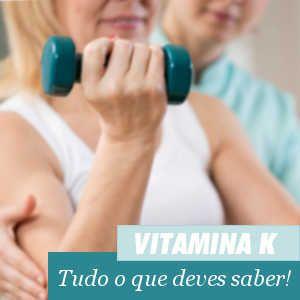 Vitamina K Tudo o que deves saber