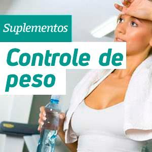 Suplementos Controle de Peso Benefícios e Propriedades