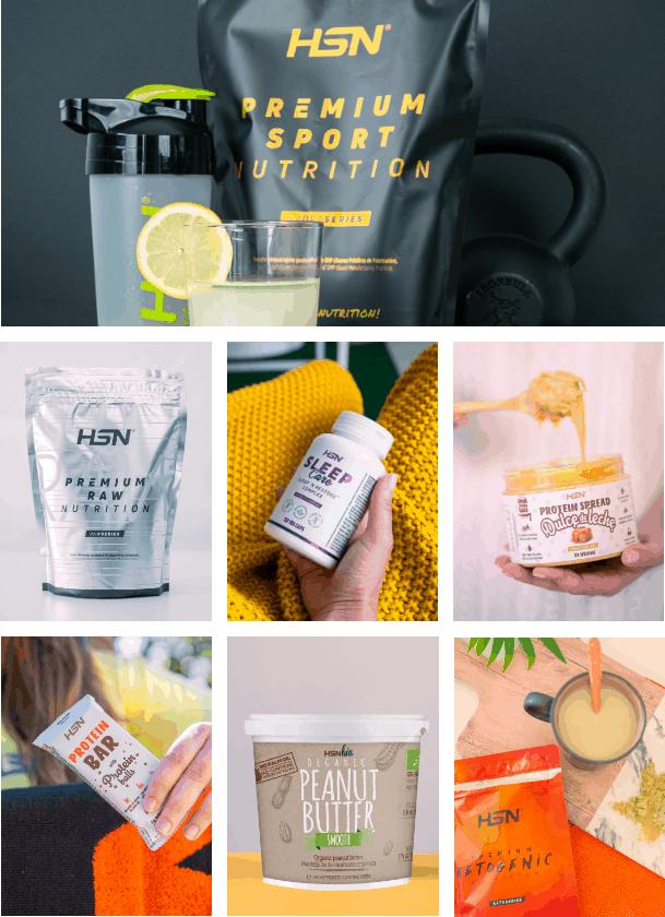 Productos Marca HSN